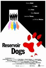 "RESERVOIR DOGS Movie Poster [Licensed-NEW-USA] 27x40"" Theater Size  (Alt)"