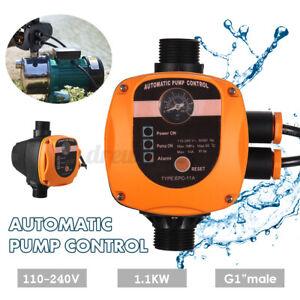 Automatico Pompa Acqua Elettrico Interruttore Controllo Pressione 110V-240V