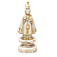 Statue Enfant-Jésus de Prague - cadeau de première Communion garçon ou fille