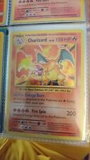 Pokemon Card CHARIZARD HOLO RARE Evolutions 11/108 **MINT**