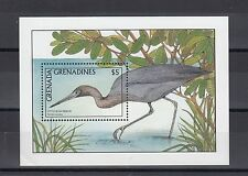 TIMBRE STAMP BLOC GRENADINES GRENADE Y&T#147 OISEAU BIRD NEUF**/MNH-MINT ~A45