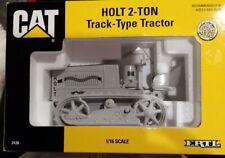 ERTL 1/16 1928 Holt 2-Ton Tractor CATERPILLAR CAT Special Edition 1993 NEW