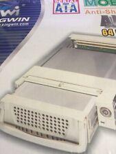 Kingwin KF81 KF-81 SATA Serial ATA HDD Beige Hot Swap Mobile Rack, New