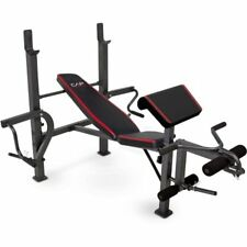 CAP Strength Standard Bench with Butterfly and Preacher C W