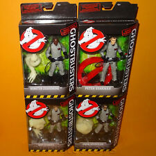 "2016 MATTEL GHOSTBUSTERS CLASSIC 6"" FIGURES COMPLETE LOT MINT BOXED SEALED NEW"