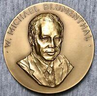 1979 Preowned Standard Oil One Hundred Years Bronze Medallion