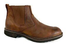 Timberland Men's Logan Bay Chelsea Boot Brown A1V4Z