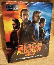 Blade Runner 2049 3D + 2D Blu-Ray Filmarena Fac Limited Edition #5B Steelbook