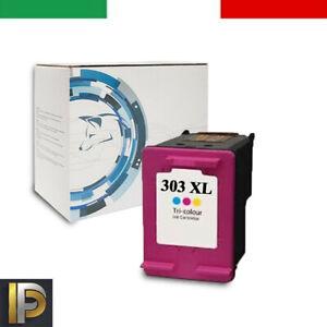 Cartuccia 303XL COLORE compatibile per HP ENVY PHOTO 6200 6220 6230 6232 7100