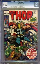 Thor #177 CGC 9.6 NM+ Universal CGC #1109173012