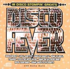 Various Artists : Rock The Planet: Disco Fever CD