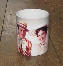 Julie Andrews Mary Poppins Dick Van Dyke MUG #2