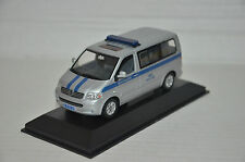 Rare !! Russian Police VW T5 Custom Made 1/43