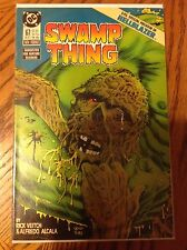 Swamp Thing #67 - 1st Preview Appearance of Hellblazer