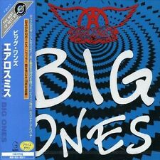 Big Ones [Expanded] [PA] by Aerosmith (CD, Oct-1994, 2 Discs, Geffen)