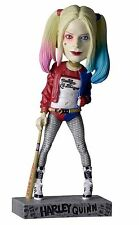 DC SUICIDE SQUAD HARLEY QUINN BOBBLE HEAD KNOCKERS NECA ACTION FIGURE BATMAN