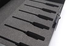 2HE Shure PSM 1000 6er Set Inlay; Schaumstoffeinlage; foam inlay