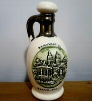 "Vintage Decanter  Remembrance of Jerez, Zac. Mexico 9.5"" tall with Stopper"