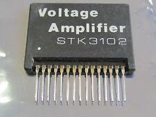 STK3102 SANYO Hybrid Audio Power Amplifier