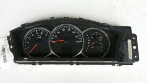 Speedometer Cluster MPH Opt U2E Fits 07 ALLURE 310556