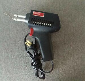 Weller Soldering Gun Iron Model Standard 7200 Electric