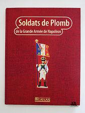 Livre Atlas Soldat de plomb Grande Armée Napoléon Empire Bataille Stratégie #2
