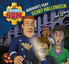 NEW - FIREMAN SAM - NORMAN'S  VERY SCARY HALLOWEEN small HALLOWEEN story book