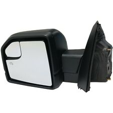 New Mirror Driver Left Side Heated for F150 Truck LH Hand Ford F-150 FO1320523