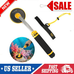 PI-750 Waterproof Underwater Metal Detector Pinpointer Pulse Induction Hand J2R0
