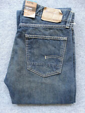 G-Star Low Boot Jeans dunkelblau W32 L36