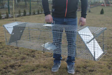 Marderfalle  Tierfalle Lebendfalle fuchse biber profesional 150 XXL