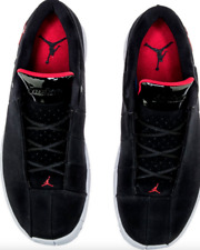 a813a8648 Nike Jordan Team Elite 2 Low Size 10 Off Court Shoes Black Red White AO1696  001