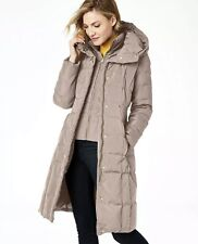 BNWT 60% OFF ,STUNNING GENUINE Cole Haan Layered Down Puffer Coat.UK SIZE XXS ,