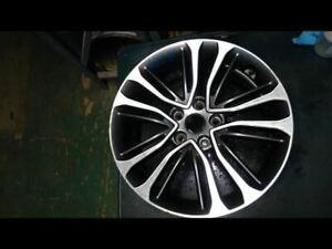 Wheel 18x7-1/2 20 Spoke Two Tone TPMS Fits 16-17 VELOSTER 683136