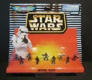 Micro Machine Star Wars Imperial Pilots New in Box 1996