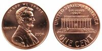 2004 P & D UNCIRCULATED PLUS 2004-S PROOF LINCOLN CENTS (3 COINS)