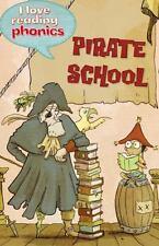 Pirate School I Love Reading Phonics Level 4