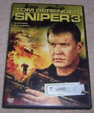 Sniper 3 DVD Tom Berenger