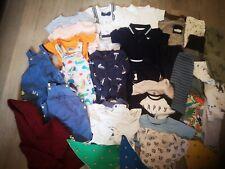 Large Baby Boy Bundle  clothes 3-6 months big bundle baby gros shirts next