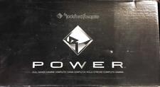Rockford Fosgate Power Series T252-S Full Range Component System