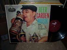 WILL GLAHE, Beer Garden Musik, Polka Music, London # 1710, England Pressing
