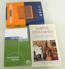 INVESTIRE NELLE OPERE D'ARTE/AMBIENTE,CITTÀ E MUSEO[lotto beni culturali