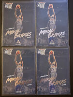 Lot of 4 Mikal Bridges 2018-19 Panini Chronicles Luminance Rookie Cards #152