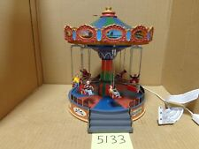 Lemax Village Collection The Giant Swing Ride 44765 As-Is 5133