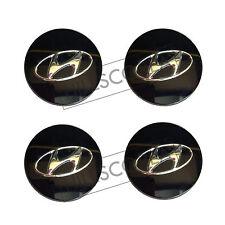 Genuine Wheel Center Hub Cap 4pcs For HYUNDAI VELOSTER 16-17 / ACCENT 16-17