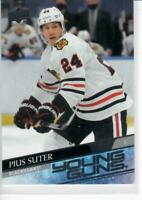 20/21 UD SERIES 2 YOUNG GUNS PIUS SUTER #484