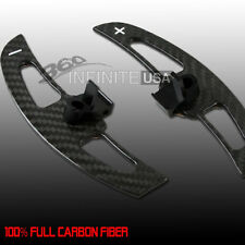 CARBON FIBER SHIFT PADDLE FOR BMW E46 M3 SMG CF STEERING WHEEL PADDLES