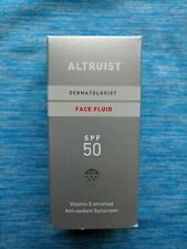 Altruist Face Fluid Spf50 Sunscreen 50ml