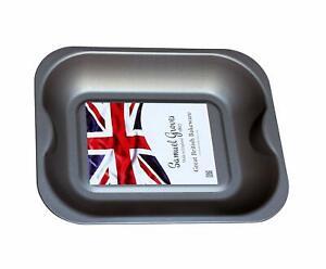 28cm Roasting Baking Tin Tray Pan Small Superior Double Coated Non Stick
