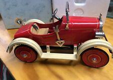 Hallmark Kiddie Car Classic 1926 Steelcraft Speedster Luxury Edition !